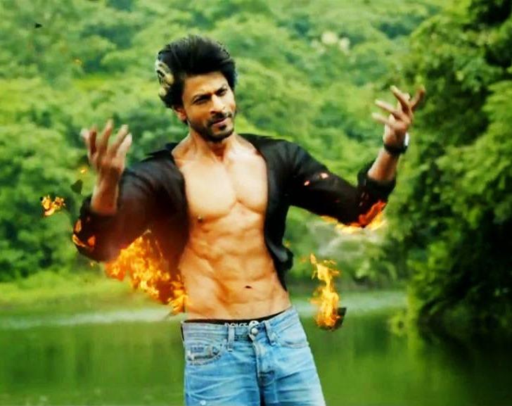 Shah Rukh Khan 8 packs Happy New Year BollywoodPK.com (11)